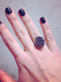 1124-5-#3-Rainbow-Teardrop-Druzy-Ring