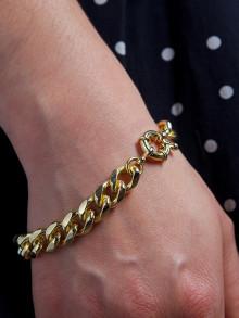 1140-#3-Gold-Plated-Link-Bracelet