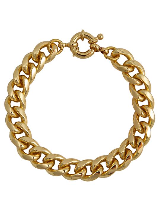1140-Gold-Plated-Link-Bracelet