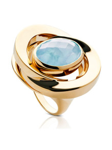 La-Diosa-Vermeil-Sea-Blue-Chalcedony-Honey-Moon--RingCropped