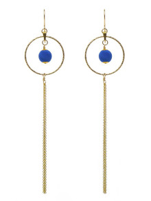 cobalt-blue-gold-dreamcatcher-earrings